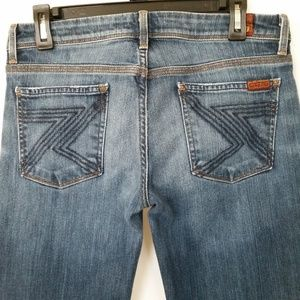 7 For All Mankind Flynt jeans size 29 (W32xL33)